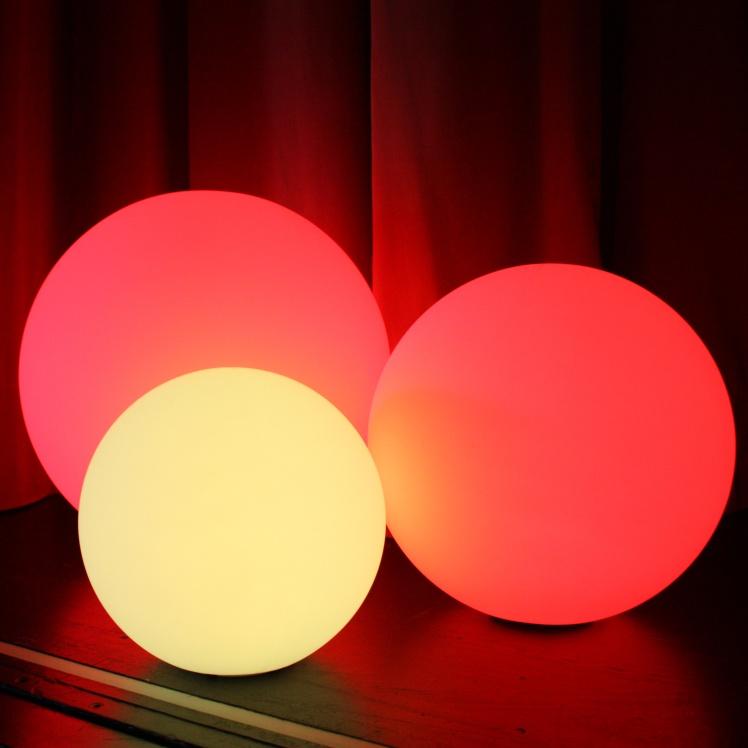 Akku Balls LED