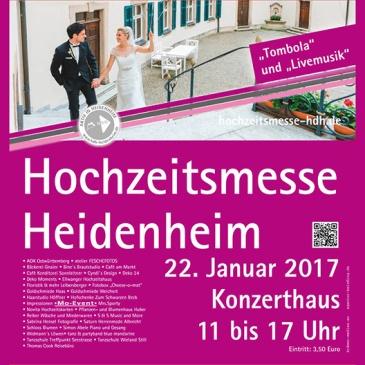 Mo-Event auf Hochzeitsmesse in Heidenheim